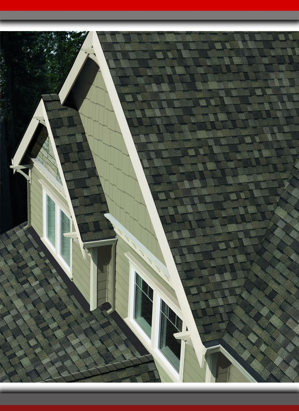 Total Protection Roofing System Owens Corning Roofing House Exterior Exterior Design Roofing