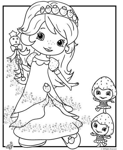 Desenhos Encantadores Da Moranguinho With Images Strawberry