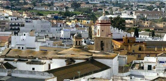 Basílica De Ntra Sra De La Merced Sanlúcar De Barrameda Cádiz Cádiz Las Mercedes Antigua
