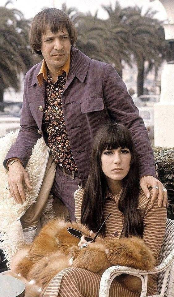 Cher and Bono