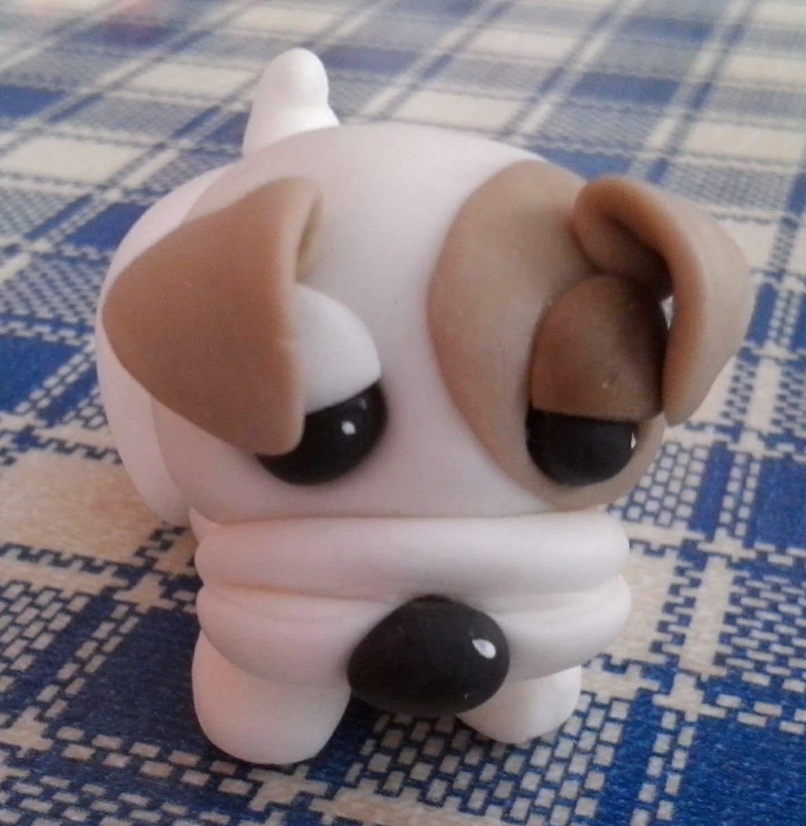 Souvenir. Perro En Porcelana Fría. Razas. Desc X Cant - $ 29,99 en MercadoLibre