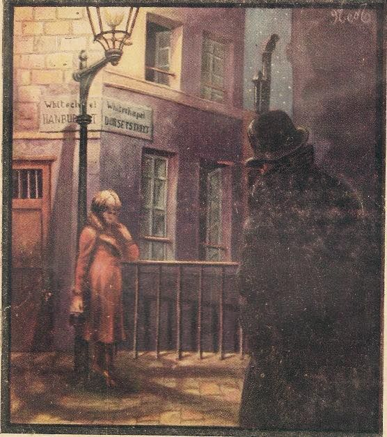Jack the Ripper?!