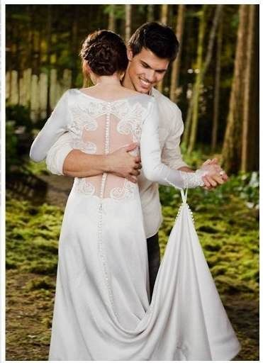 I Actually Really Like This Dress Lf Casamento Crepusculo
