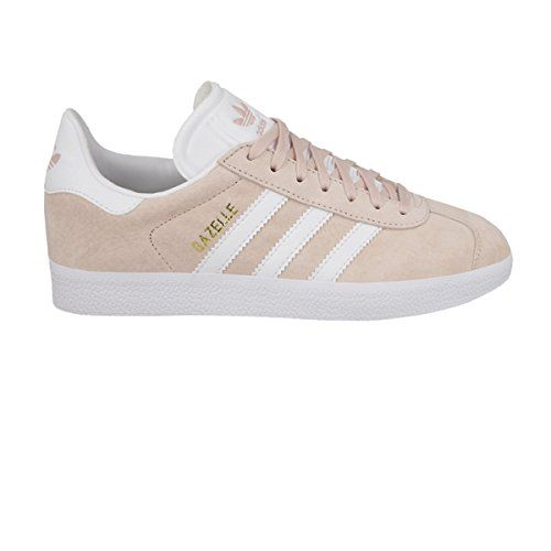 adidas Gazelle, Baskets Mixte Adulte: Baskets Adidas : Gazelle Bb5472 Rose L'essence