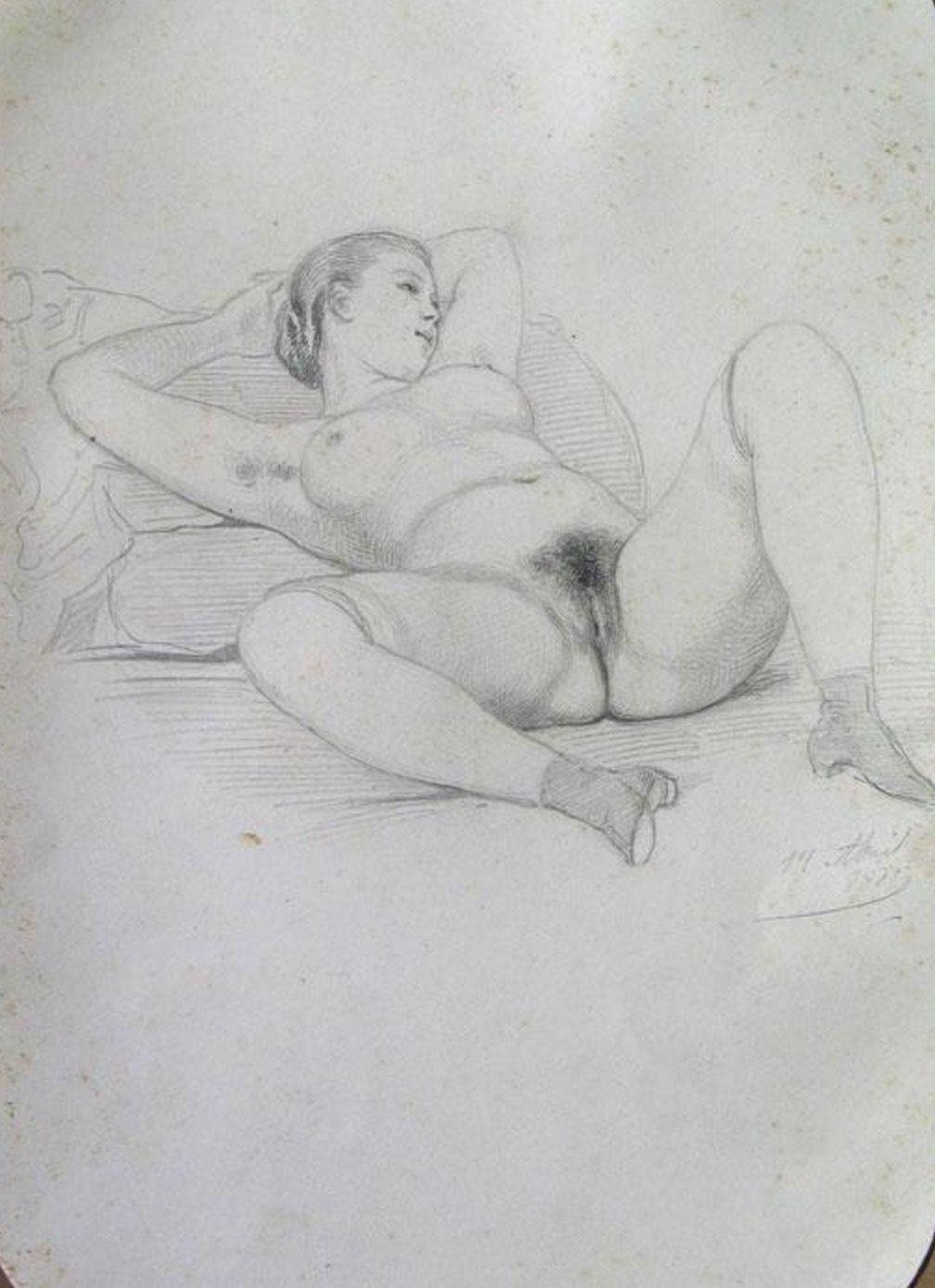 Soft porn exotic asses