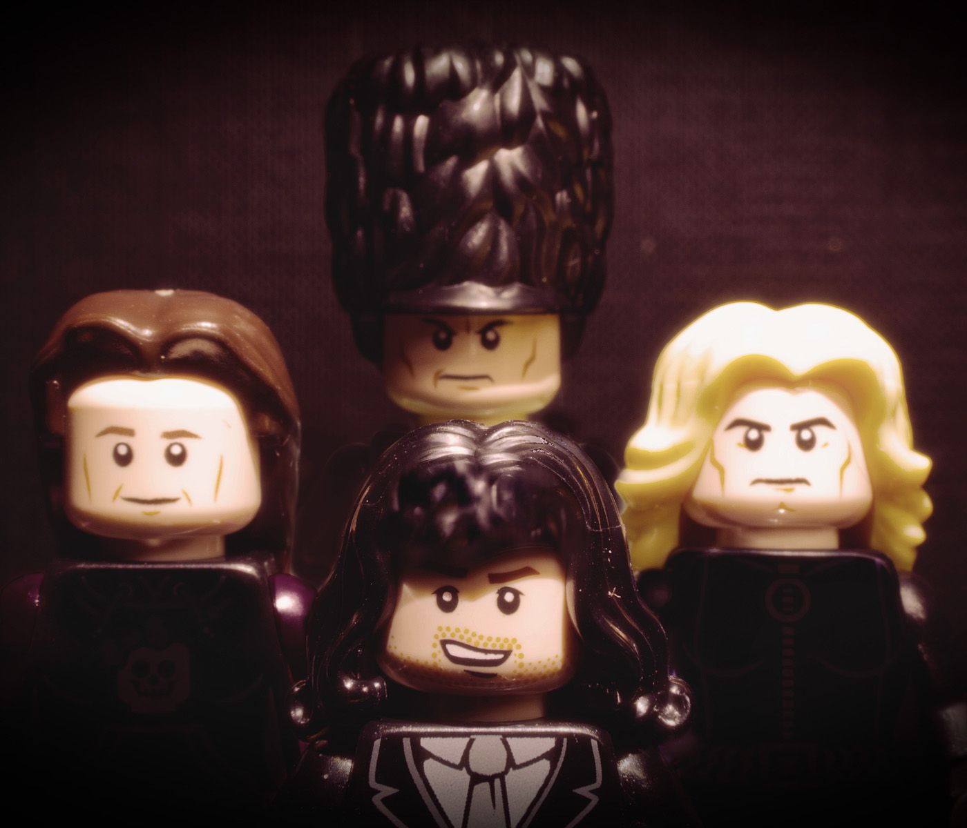 Lego: Queen - Bohemian Rhapsody   What makes me laugh/think