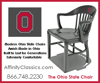 The Ohio State Chair! Actually, We Offer Five Styles Of Ohio State Chairs.