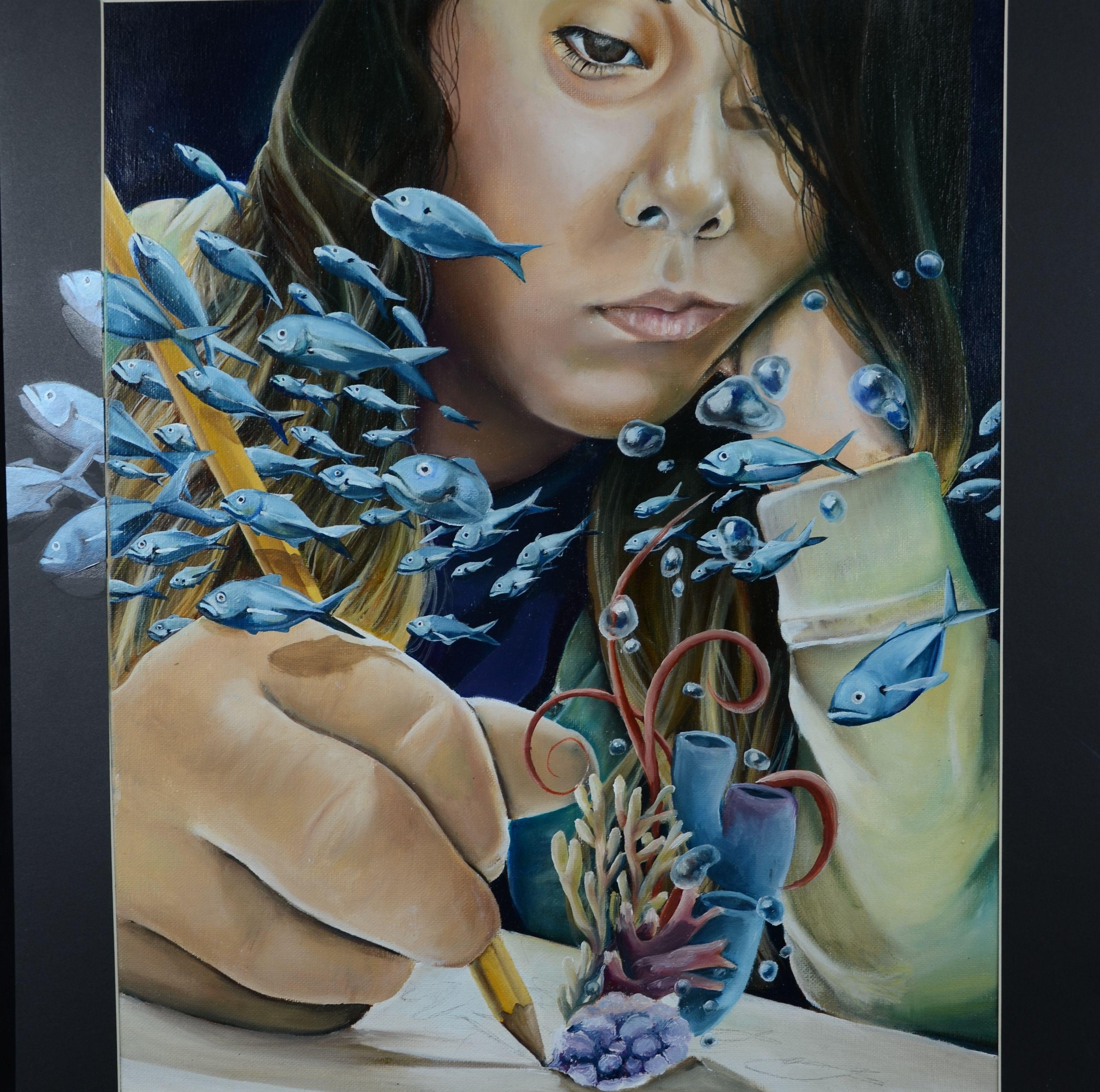 Natural teen art