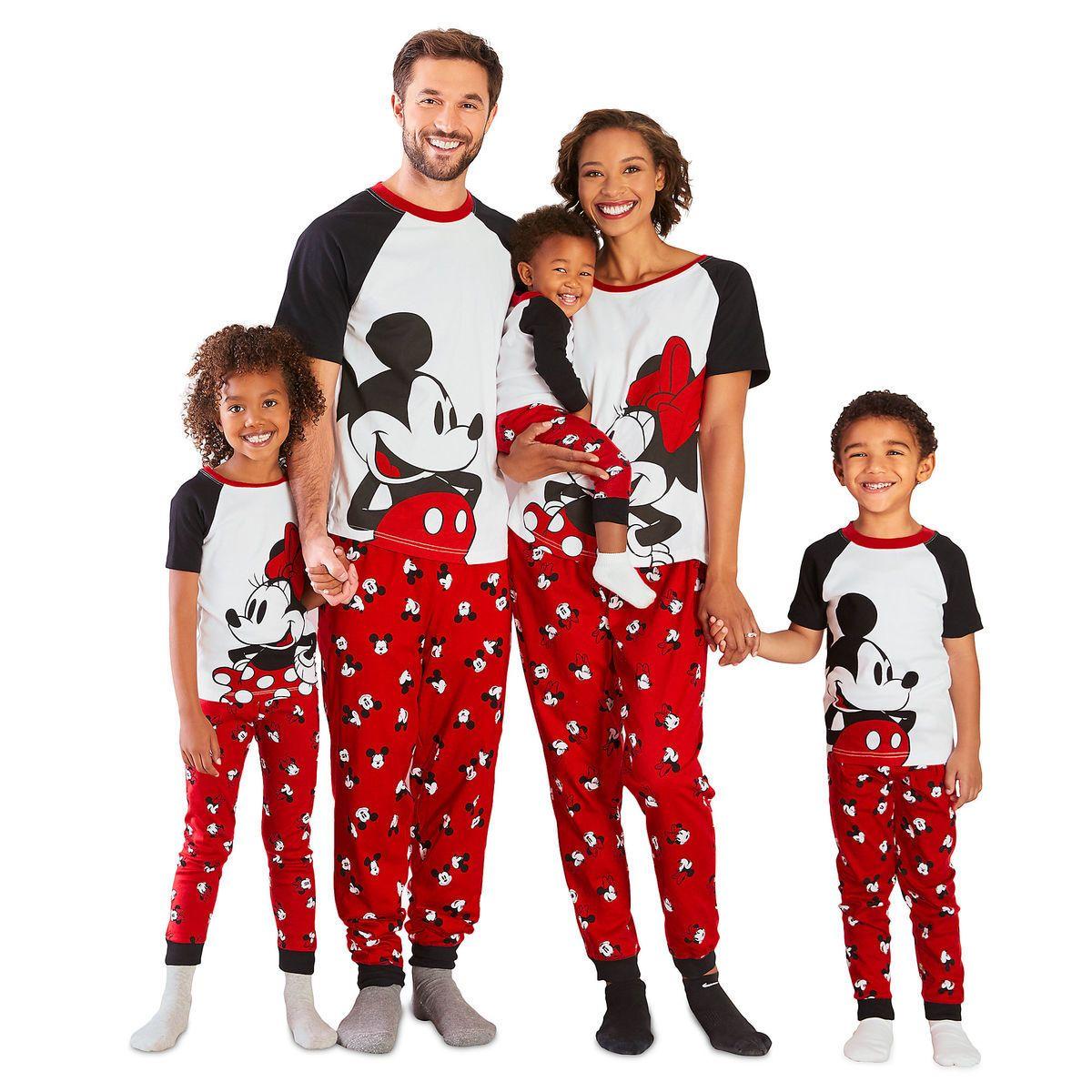 Disney Muy Lindo Mickey Mouse Chicos Pj Nuevo