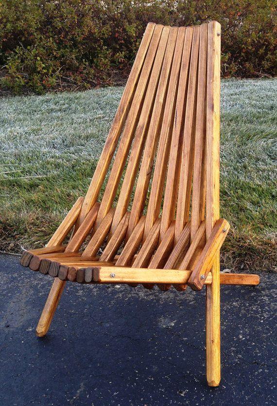 6 Chair Patio Set Cover: Accent Chair, Patio Furniture, Medium Walnut Finish