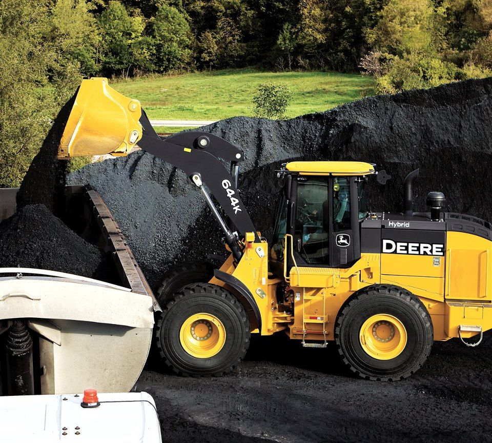Pin on Diggin' It with DEERE