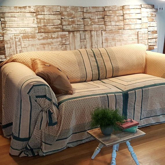 Outstanding Slipcover Bohemian Sofa Scarf Slipcovers Sofa Love Seat Gamerscity Chair Design For Home Gamerscityorg