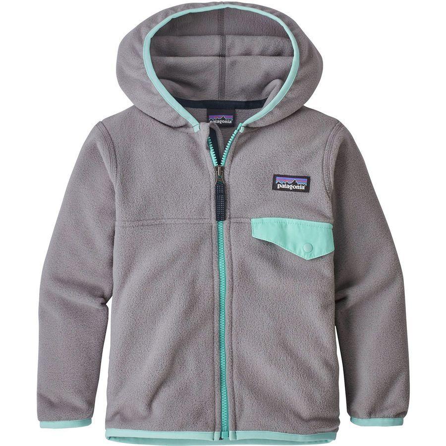 Patagonia Baby Micro D Snap T Jacket: Patagonia Micro D Snap-T Fleece Jacket