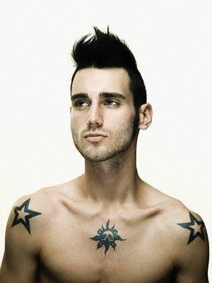 Gwiazda Tatuaże Tatuaże Gwiazdy Tatuaże Męskie I Tatuaż