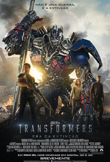 Transformers Era Da Extincao Assistir Filmes Dublado Filme