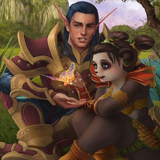 Pin en World of Warcraft