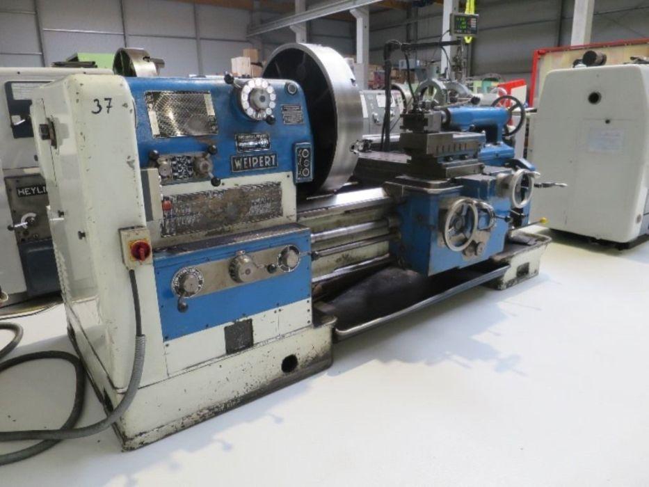 WEIPERT W801 Leit und Zugspindeldrehmaschine Gebraucht