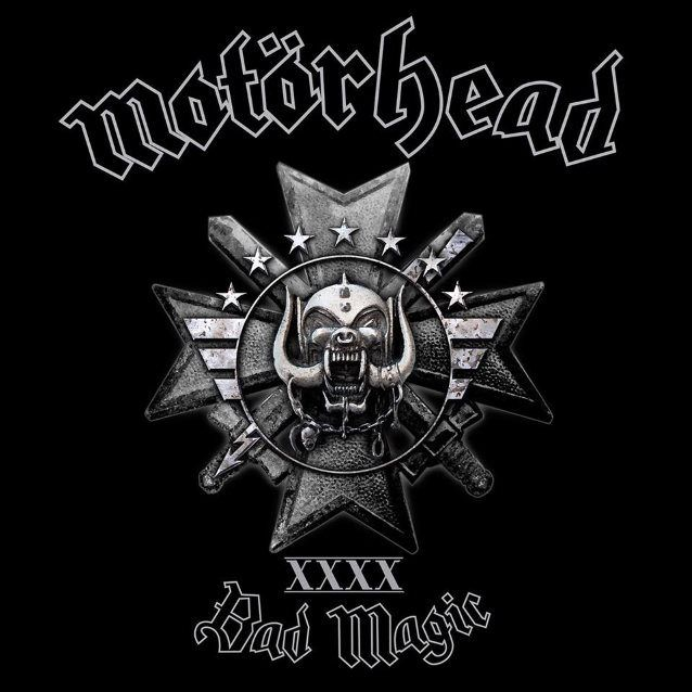 MOTÖRHEAD To Release New Record, XXXX: Bad Magic, This