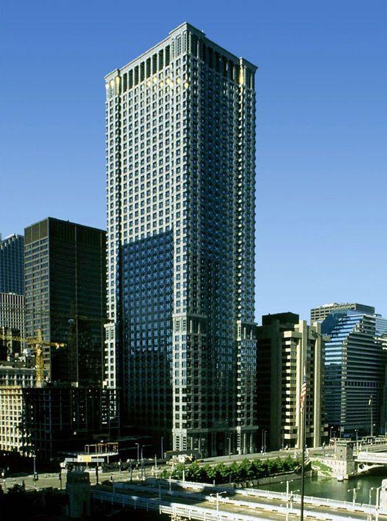 nefa architects leo burnett. Leo Burnett Building Nefa Architects