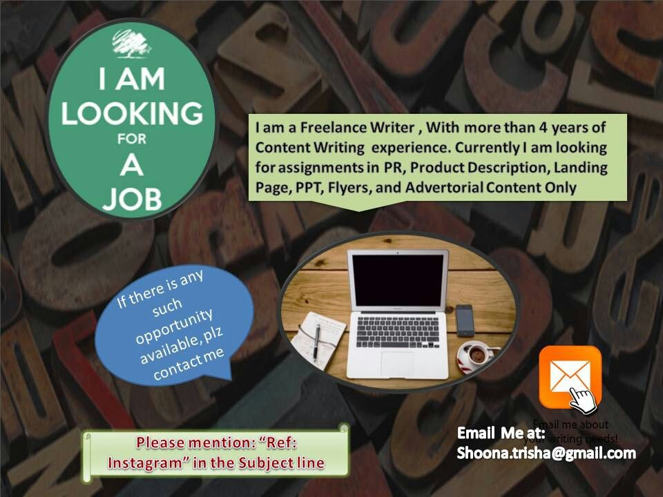 Kolkata Freelance Writing Job Page Freelancing Jobs