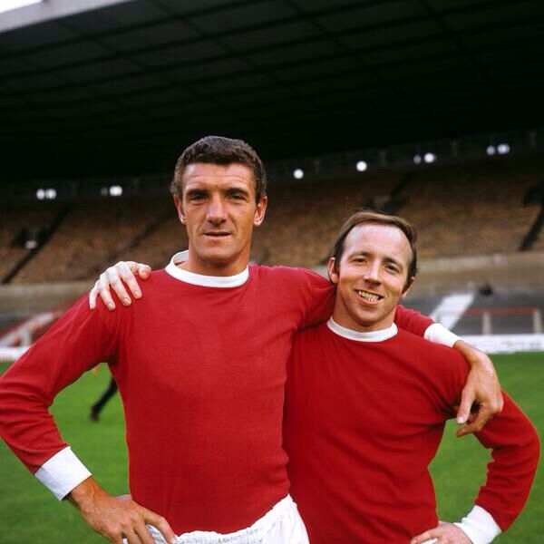 c64d22546 The legendary ex-miner and tough centre-half played 668 times for Manchester  United between 1952 and 1970.