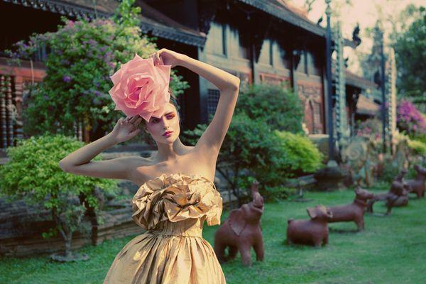 Photographer: Andrey Yakovlev   Art-director, MUAH: Lili Aleeva   Model: Yana Vilkina   #fashion #photography