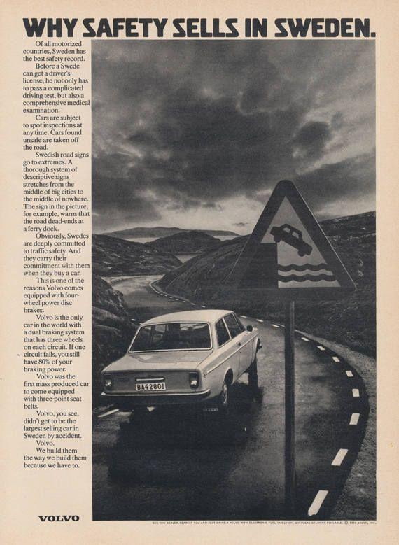 16 Volvo Ideas Volvo Car Ads Volvo Ad