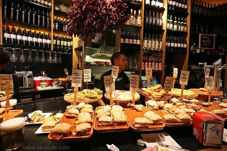 Où sortir pour manger à Bilbao ? Dans quel restaurant, quel bar à pintxos ? Retrouvez les avis, bons plans et bonnes adresses d'Édouard lors de sa visite !