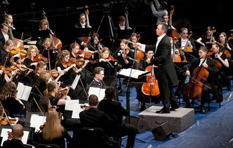 Sinfonietta at BYU-I