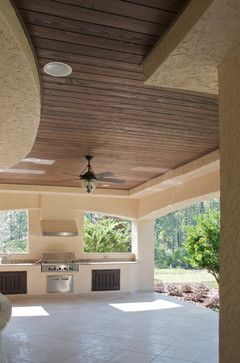 Outdoor Porch Ceiling In Cold Climates