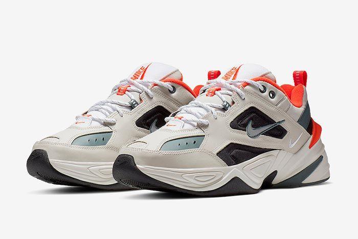 Alfombra sabio Hacia arriba  Nike M2K Tekno Brings the Bone | Dad shoes, Sneakers, Nike
