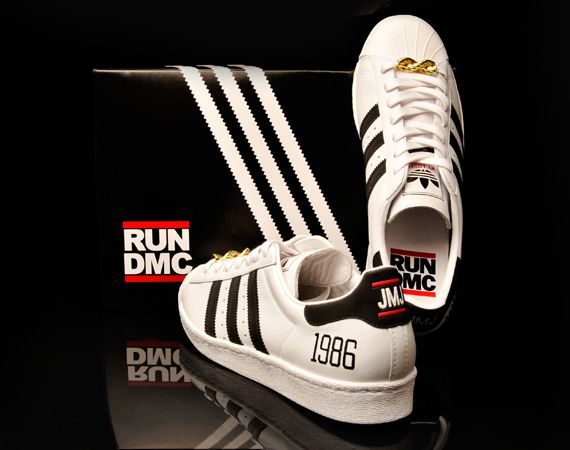 Run D.M.C. x adidas Originals Superstar 80's | Adidas