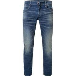 Photo of G-star denim pants men, cotton stretch, blue G-Star