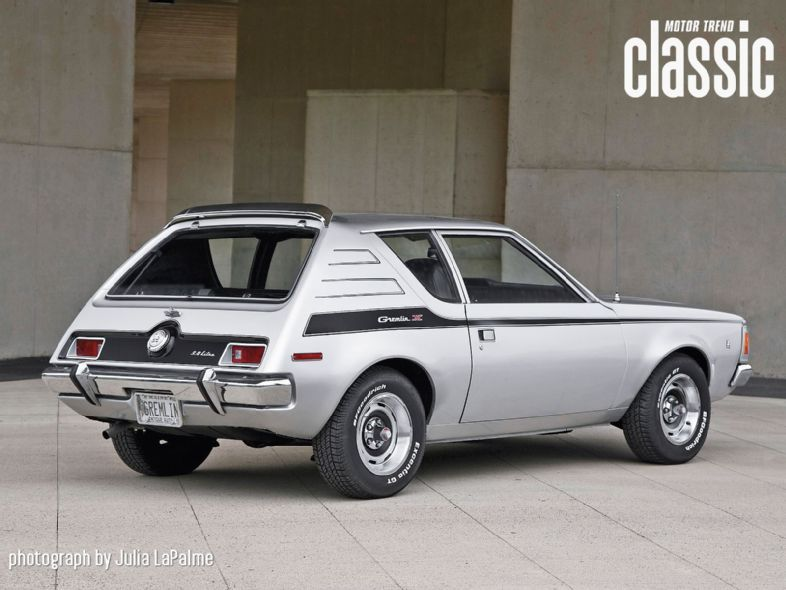1971 Amc Gremlin I Had One Of These I Paid 100 For It Lol Amc Gremlin Classic Cars Gremlins