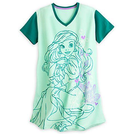 The Little Mermaid Juniors Ariel 21st Birthday T-Shirt