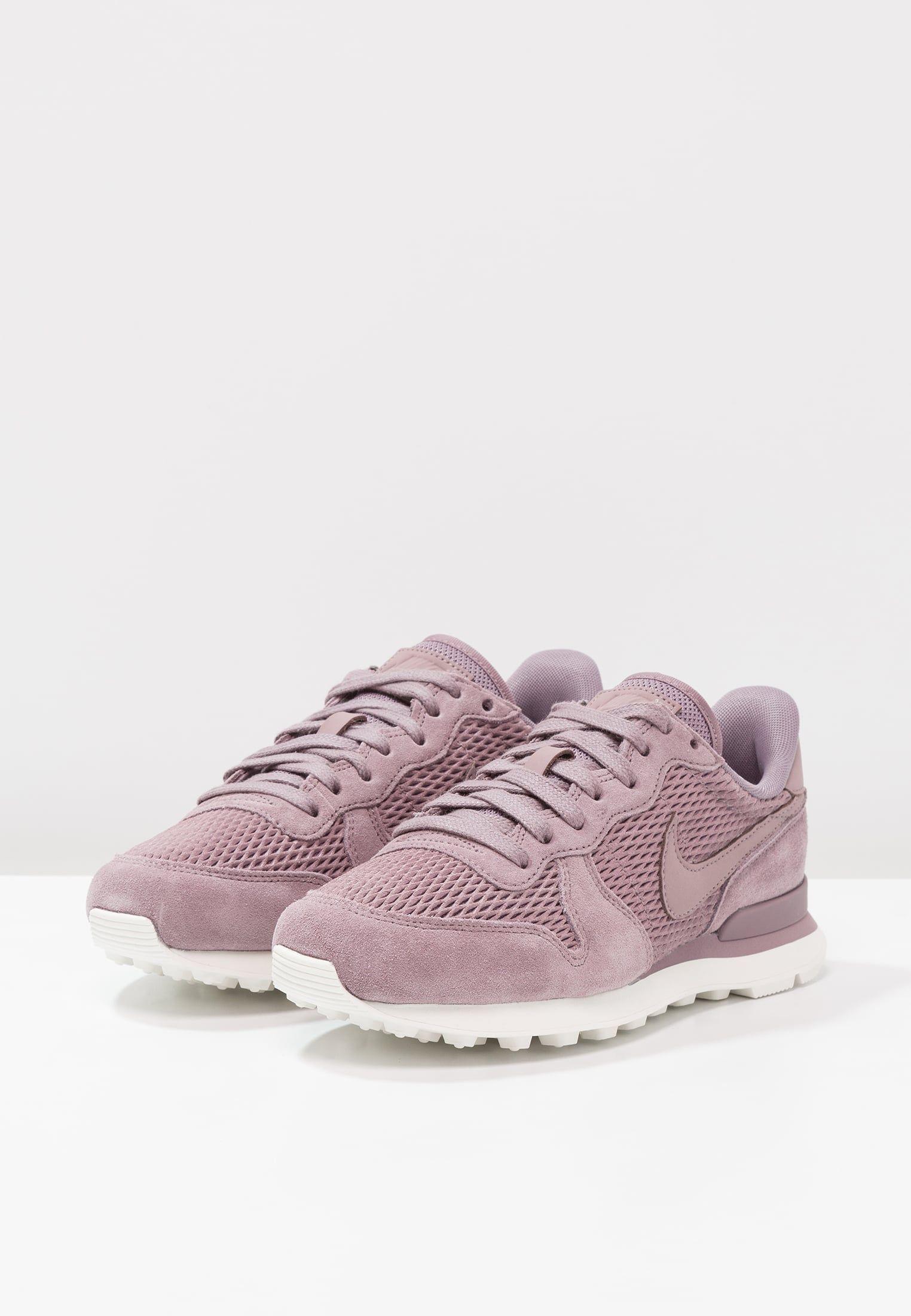 plan de estudios Viaje Microprocesador  Nike Sportswear INTERNATIONALIST PREMIUM - Zapatillas - taupe grey/sail -  Zalando.es | Zapatillas, Cabeza de zapatilla
