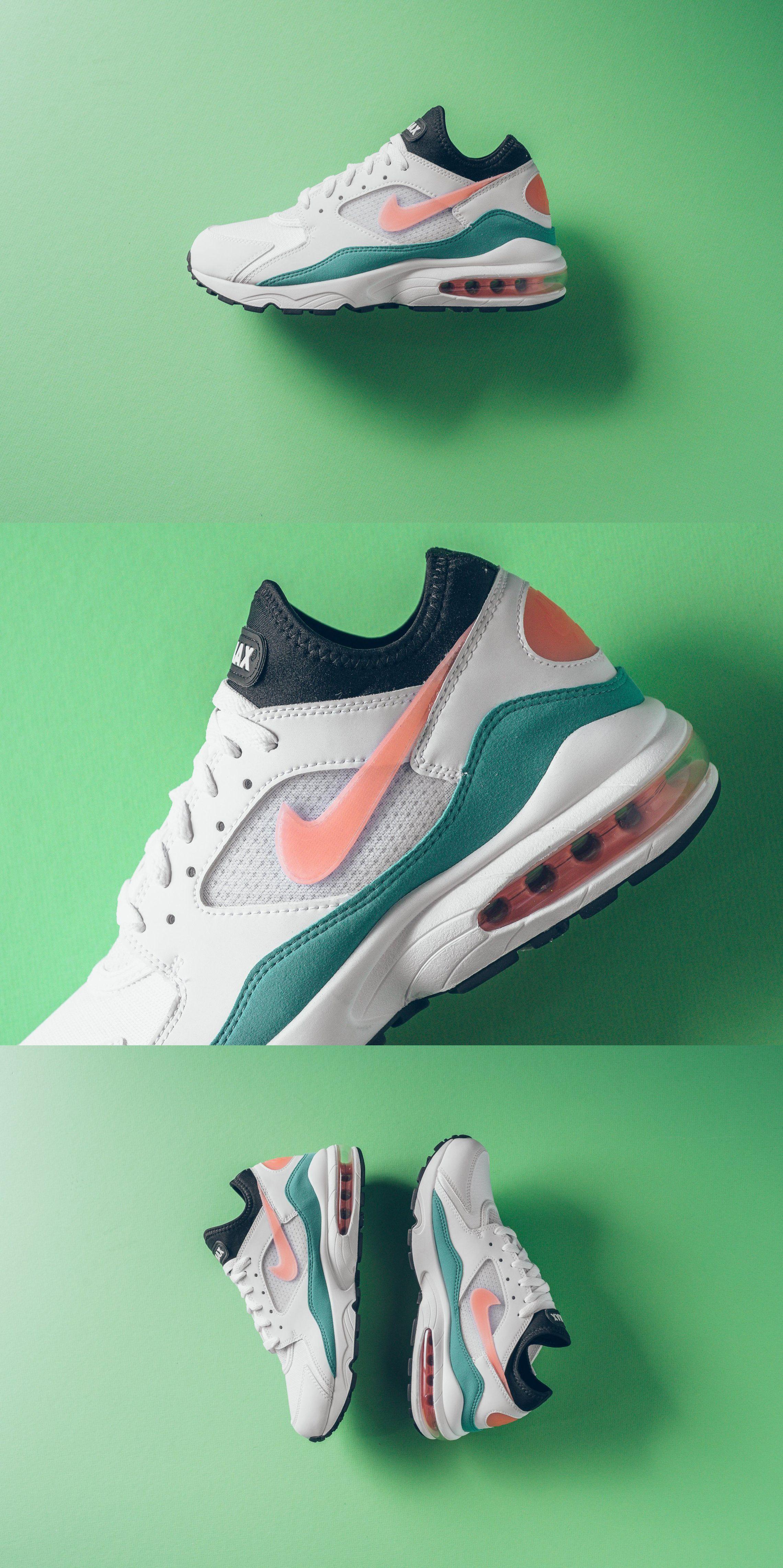 """b0f7c5be945 Nike Air Max 93 """"Watermelon"""""""