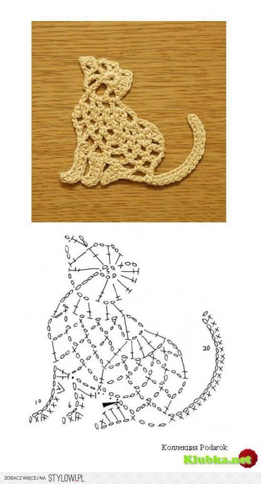 Pin von Dell McLendon auf Crochet Patterns I Love | Pinterest ...