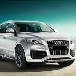 T He Automobile Gaint Audi Has Recently Launched Its Q Facelift - Audi suv q7 price