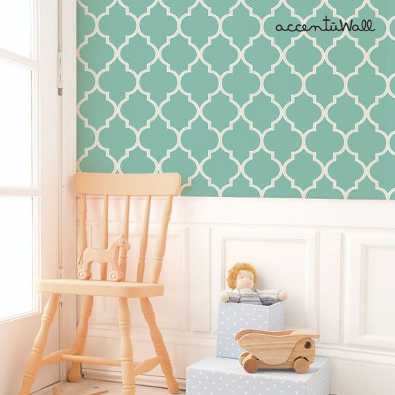 Savannah Removable Wallpaper | Pottery Barn Kids | Adrianne\'s ...