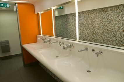 School Restroom Design Ideas For Designing A Girls