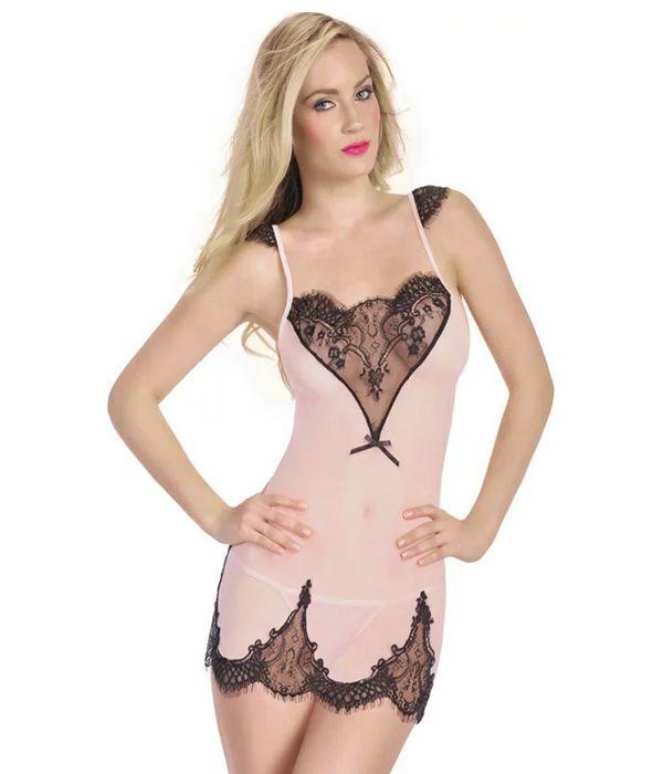 d962e51a2 wholesale Romantic Heart Lace Nightwear. wholesale Romantic Heart Lace  Nightwear Plus Size Lingerie ...