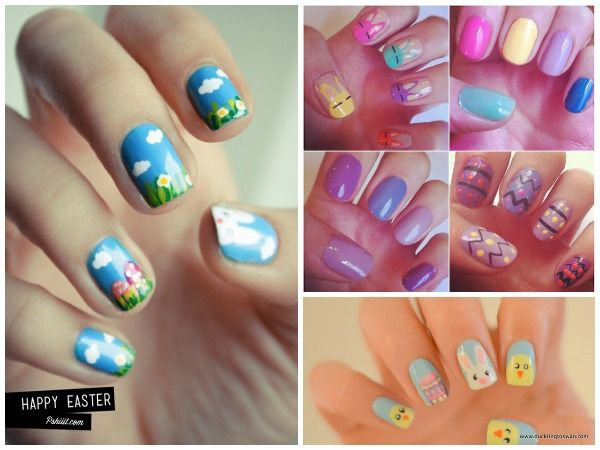 17 Best images about Easter Nail Art on Pinterest | Nail art ...