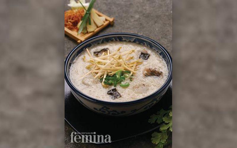 Resep Chao Ca Bubur Ikan Vietnam Resep Ide Makanan Makanan Resep