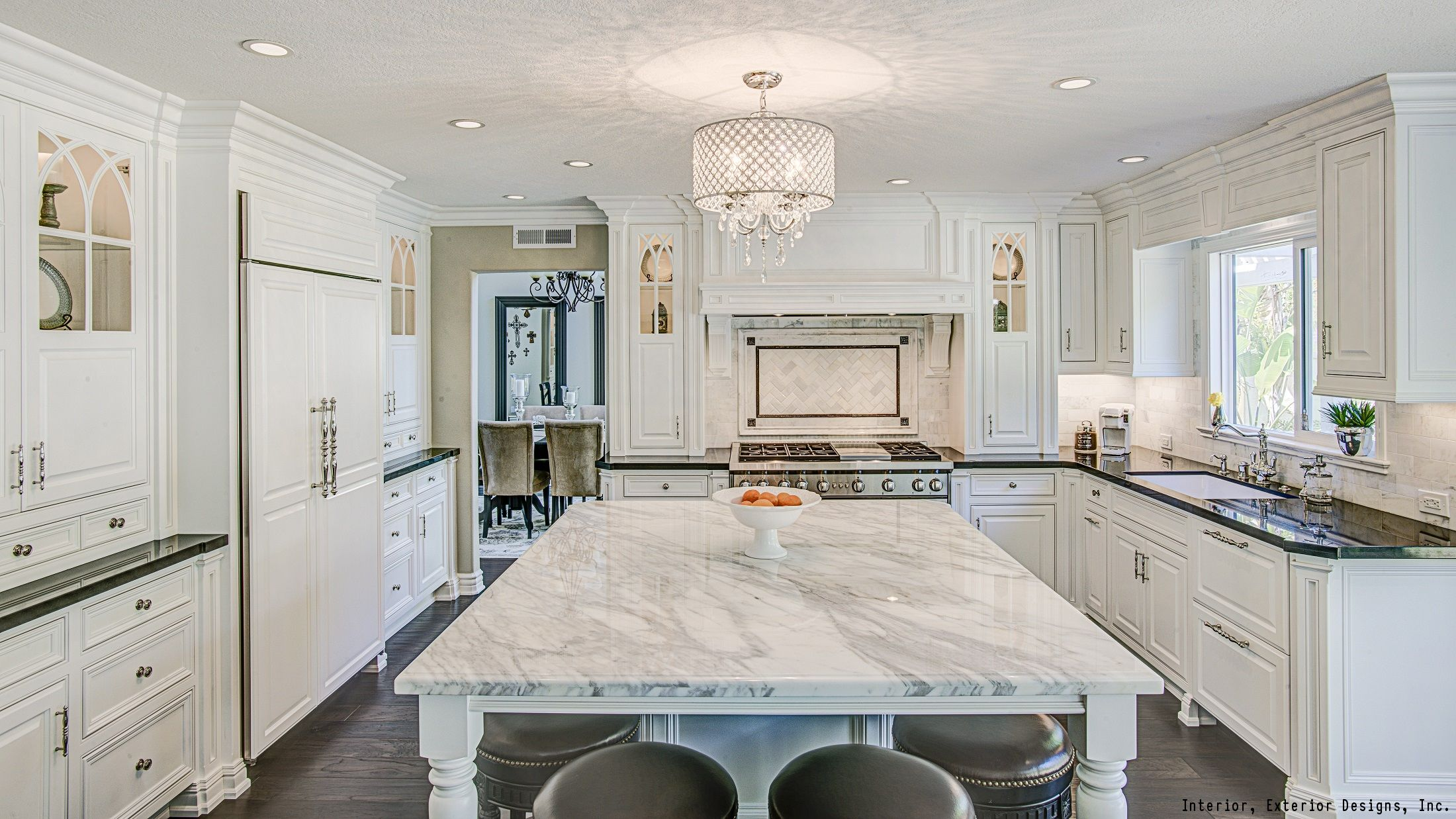 Marble Counters Are Timeless And Have Tremendous Durability Click The Pin To See How Much Th Kitchen Decor Hacks Marble Countertops Cost Rustic Kitchen Design