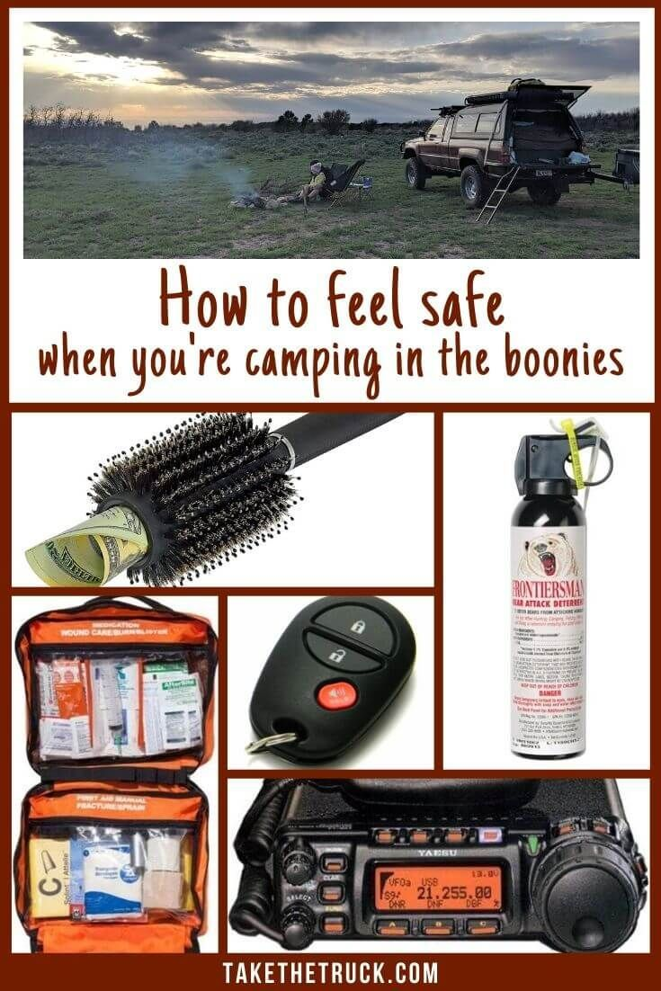 Wild Camping Safety & Security Tips: Conquer Your ...