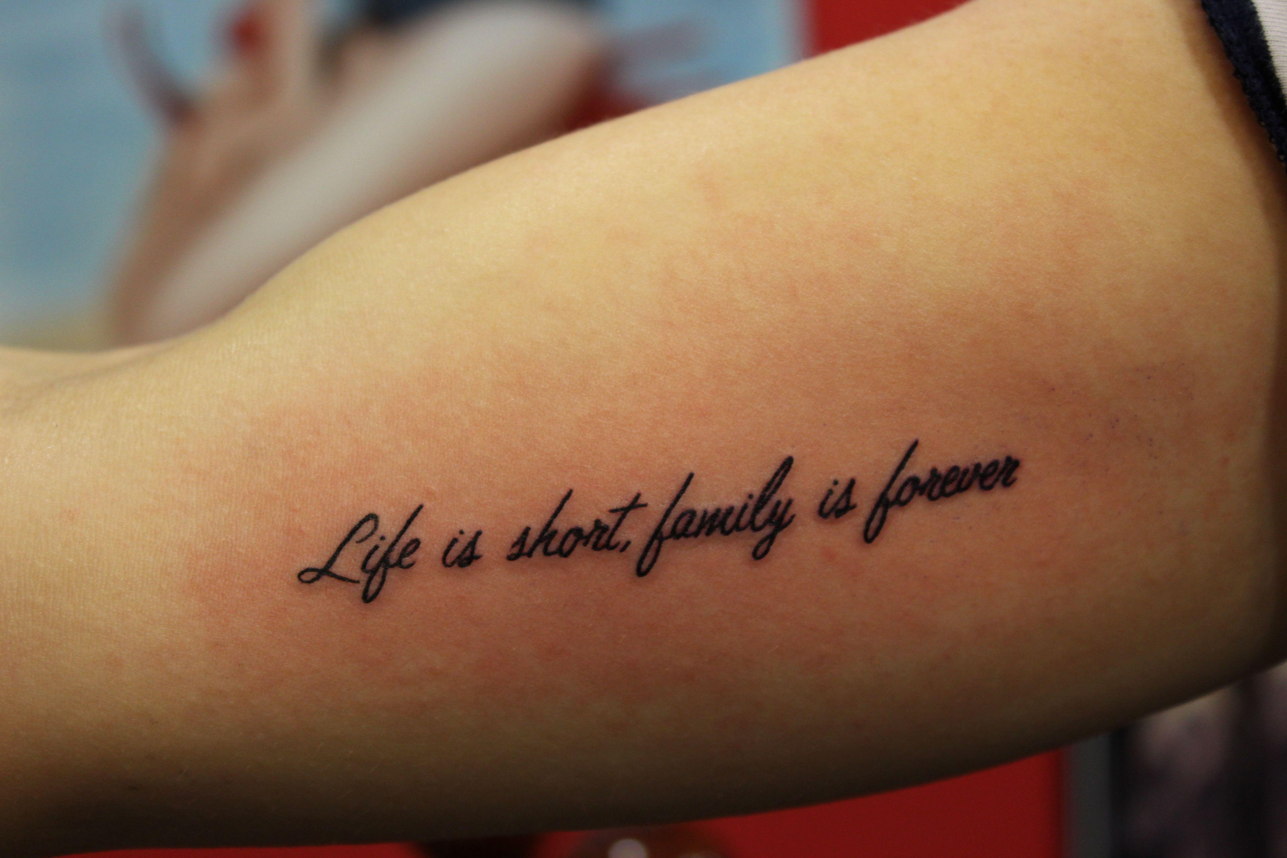 tetoválás idézetek lányoknak westend_tattoo #westendtattooandpiercing #tattoo #arm tattoo #text