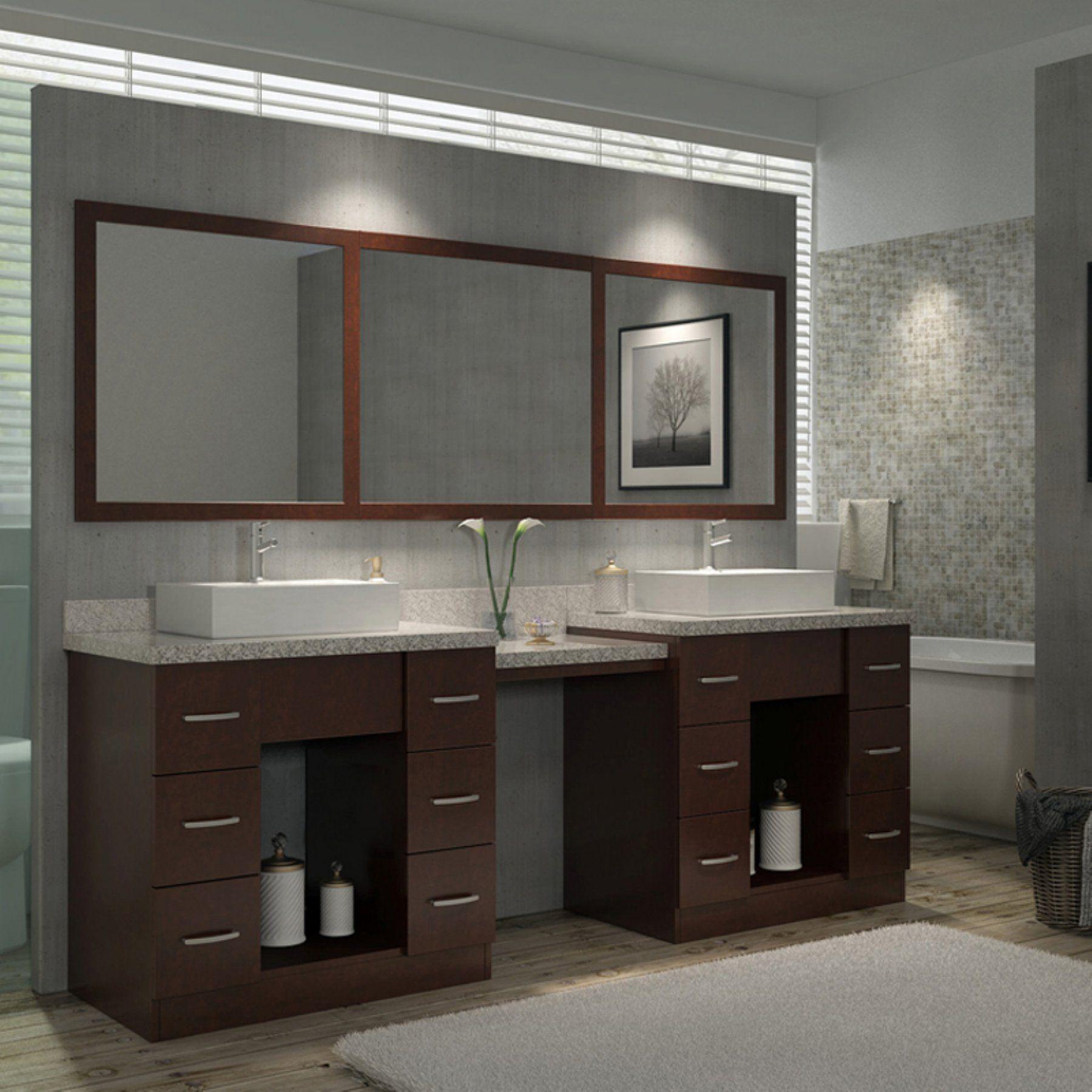 50 Bathroom Vanity Ideas Ingeniously Prettify You And Your Bathroom Modern Bathroom Renovations Bathroom Vanity Vanity Sink [ 1800 x 1800 Pixel ]