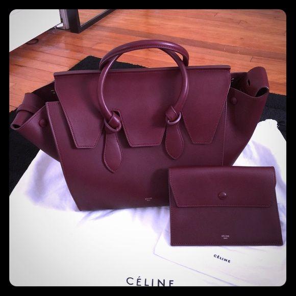Bag Celine Tie Knot