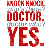 Doctor who? YES.